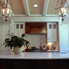 Seddon Construction Company - English Manor kitchen counter detail